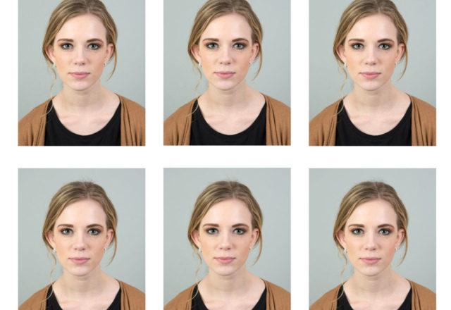Diensten pasfoto's